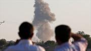 Máy bay Thổ Nhĩ Kỳ tấn công người Kurd
