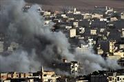 Mỹ tiêu diệt hàng trăm phần tử IS tại Kobane
