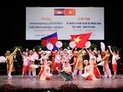 Việt Nam - Campuchia thắm tình đoàn kết hữu nghị
