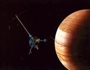 Hành trình khám phá sao Mộc của tàu Galileo