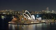 Ấn tượng Nhà hát Opera Sydney