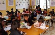 Chương trình giáo dục phổ thông mới: Đảm bảo cơ sở vật chất để triển khai học 2 buổi/ngày cấp Tiểu học