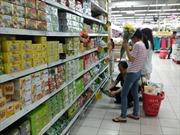 Gắn kết sản xuất - phân phối hàng Việt