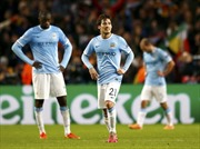 Manchester City ở thế hiểm nguy