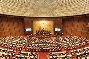 Thông cáo số 14 Kỳ họp thứ 8, Quốc hội khóa XIII