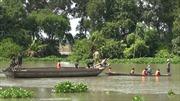 Lâm Đồng: Lật xuồng trên hồ thủy điện, 3 người mất tích