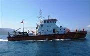 Tìm kiếm 8 thuyền viên tàu Phúc Xuân 68 mất tích