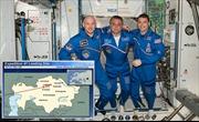 Đội bay quốc tế từ ISS trở về Trái Đất an toàn