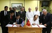 Bí thư Thứ hai ĐCS Cuba tiếp đoàn đại biểu ĐCS Việt Nam