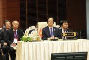 ASEAN tái khẳng định tự do hàng hải, hàng không trên Biển Đông