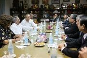 Đảng Cộng sản Việt Nam và Cuba thúc đẩy quan hệ hữu nghị