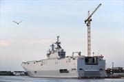 Thủy thủ Nga vẫn được lên chiến hạm Mistral