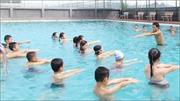 Nhân rộng mô hình xây hồ bơi trong trường học