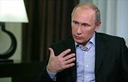 Tổng thống Putin: 'Chúng ta mạnh bởi chúng ta nắm lẽ phải'