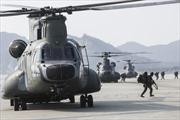 Hàn Quốc tập trận tại đảo tranh chấp