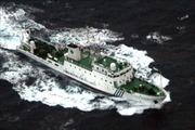 Tàu Trung Quốc lại xâm nhập Senkaku/Điếu Ngư