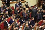 Quốc hội Ukraine họp phiên đầu tiên