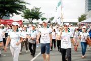 """Manulife Việt Nam tham gia sự kiện chạy bộ """"Cuộc chạy Terry Fox 2014"""""""