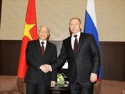 Xây đắp mối quan hệ bền chặt giữa Việt Nam với Nga và Belarus