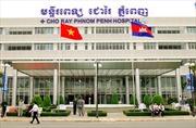 Tiếp tục đầu tư dự án Bệnh viện Chợ Rẫy-Phnompenh