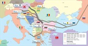 Sản xuất đường ống cho 'Dòng chảy phương Nam' vẫn tiếp tục
