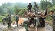 Xây dựng nông thôn mới ở xã anh hùng Tam Kim