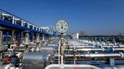 Ukraine bắt đầu nhận lại nguồn khí đốt từ Nga