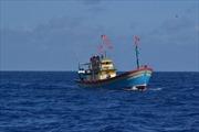 Khẩn trương tìm kiếm tàu cá bị mất liên lạc trên biển