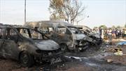 Đánh bom kép tại Nigeria