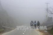 Lào Cai lạnh nhất từ đầu đông, Sapa rét 3 độ C