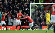 Manchester United vùi dập Liverpool