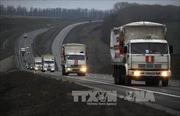 Nga lập đoàn xe nhân đạo thứ 10 đến Đông Ukraine