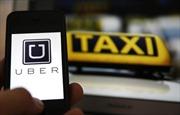Pháp cấm dịch vụ Taxi Uber