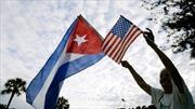 Bình thường hóa quan hệ Mỹ-Cuba: Quyết định lịch sử