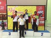 Việt Nam giành tiếp HCV Pencak Silat tại Đại hội Thể thao sinh viên