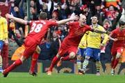 Bước ngoặt của Liverpool tại Anfield?