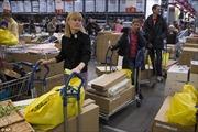 Người Nga trong cơn 'hoảng loạn' mua sắm