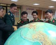 Sĩ quan Việt Nam tại Học viện Bộ tổng tham mưu các LLVT Nga