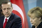 Tổng thống Thổ Nhĩ Kỳ phái thân cận sang Đức do thám