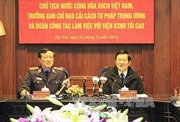 Chủ tịch nước biểu dương 10 kết quả nổi bật của ngành kiểm sát