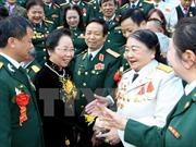 Phát huy truyền thống bộ đội Trường Sơn
