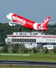 Máy bay mất tích đổi hướng, tăng độ cao do thời tiết xấu