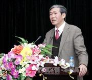 Hội nghị tổng kết công tác Đảng năm 2014