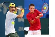 Ba tài năng trẻ của quần vợt thế giới