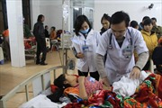 50 người bị ngộ độc ở Nghệ An xuất viện