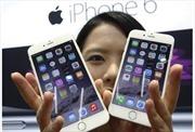 Lượng iPhone tiêu thụ tại Trung Quốc vượt Mỹ