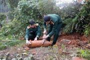 Vô hiệu hóa quả bom Mỹ ở Hà Giang