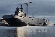 Nga đòi Pháp giải thích việc chưa giao tàu chiến Mistral