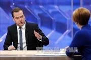 Thủ tướng Nga đề xuất thay đổi mô hình kinh tế