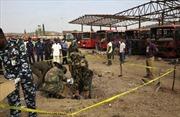 Đánh bom liều chết ở Nigeria